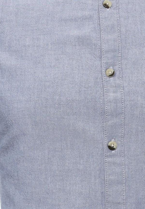 Рубашка с длинным рукавом Burton Menswear London 22O01HBLU: изображение 5