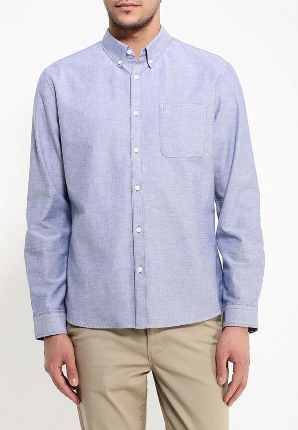 Рубашка с длинным рукавом Burton Menswear London 22O02IBLU: изображение 3