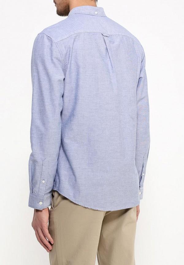 Рубашка с длинным рукавом Burton Menswear London 22O02IBLU: изображение 4