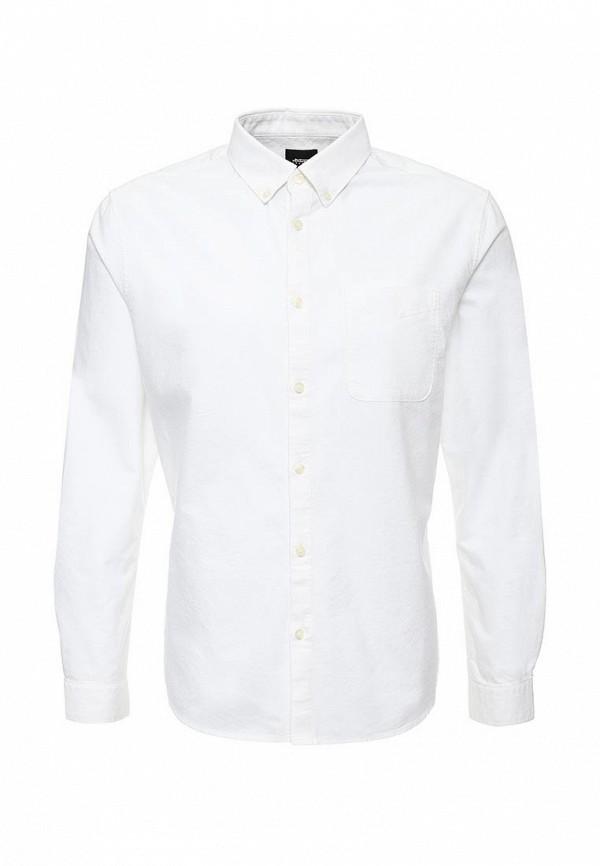 Рубашка с длинным рукавом Burton Menswear London 22O03IWHT: изображение 1
