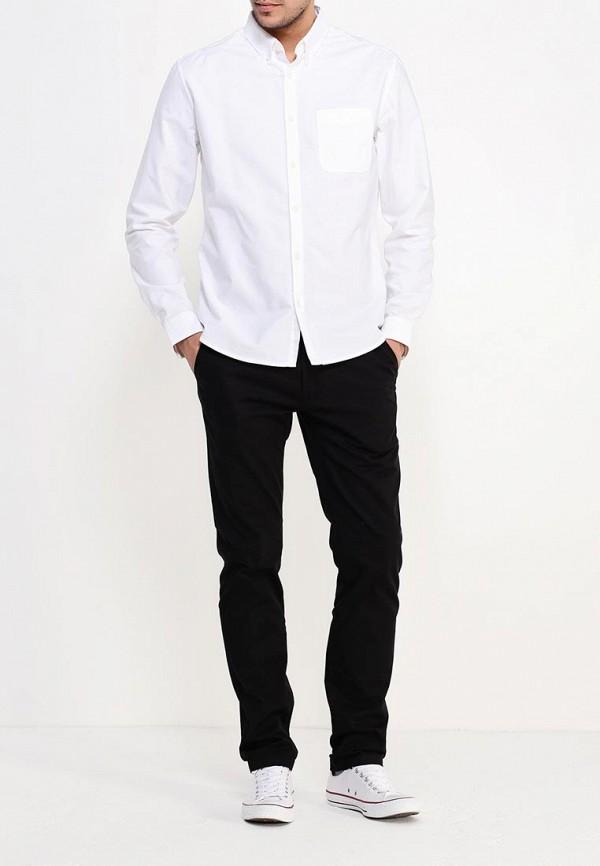 Рубашка с длинным рукавом Burton Menswear London 22O03IWHT: изображение 2