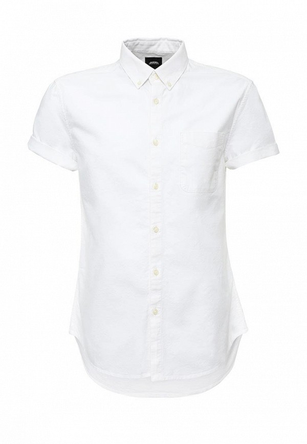 Рубашка с коротким рукавом Burton Menswear London 22O08IWHT: изображение 1