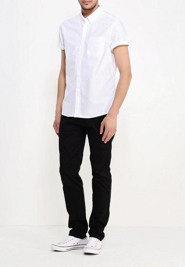 Рубашка с коротким рукавом Burton Menswear London 22O08IWHT: изображение 2