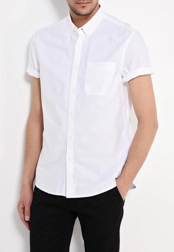 Рубашка с коротким рукавом Burton Menswear London 22O08IWHT: изображение 3