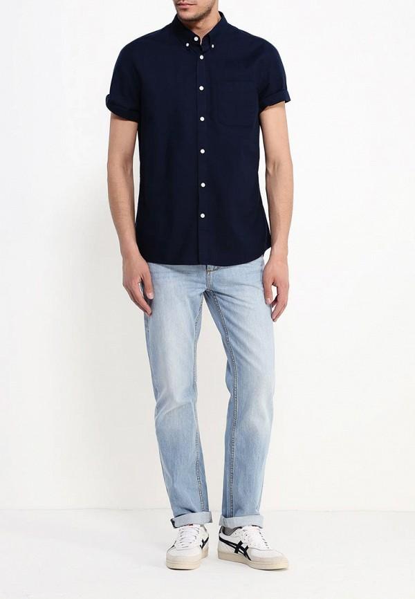 Рубашка с коротким рукавом Burton Menswear London 22O09INVY: изображение 2