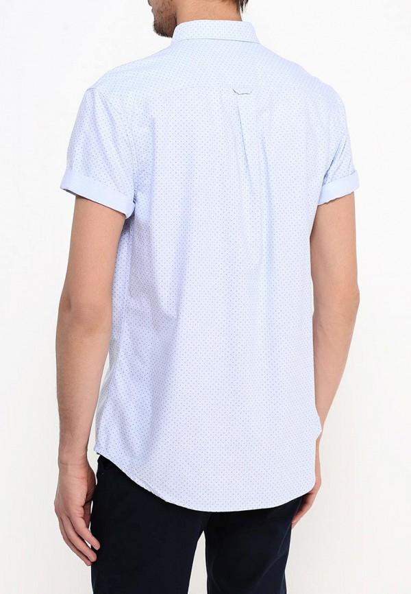Рубашка с коротким рукавом Burton Menswear London 22P01IBLU: изображение 4
