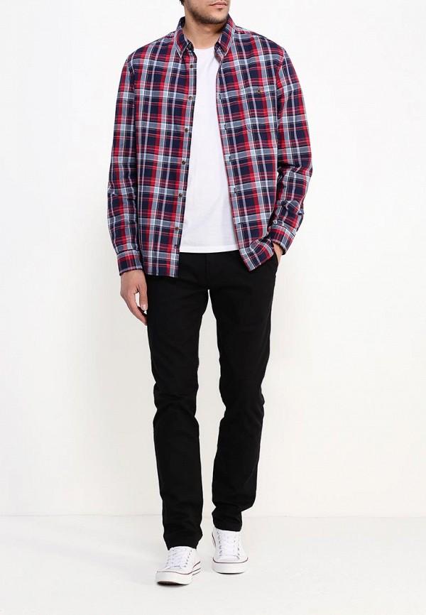 Рубашка с длинным рукавом Burton Menswear London 22R01IRED: изображение 2