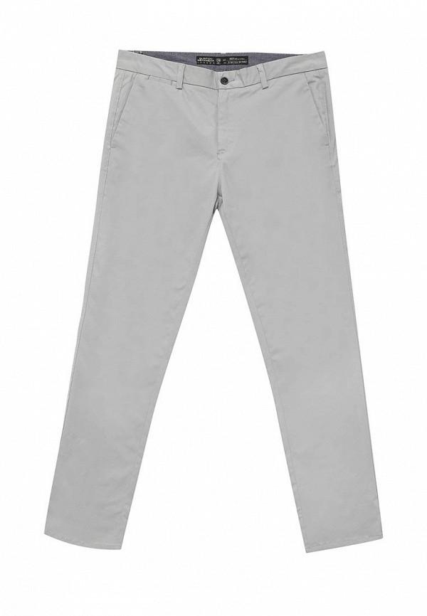Мужские повседневные брюки Burton Menswear London 23C01IGRY: изображение 1