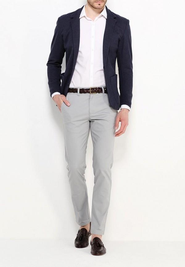 Мужские повседневные брюки Burton Menswear London 23C05HGRY: изображение 2