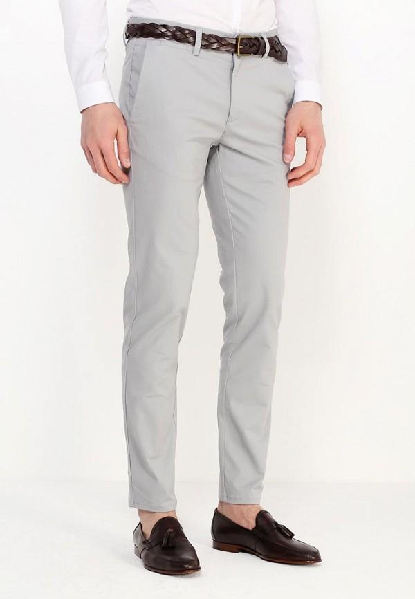 Мужские повседневные брюки Burton Menswear London 23C05HGRY: изображение 3