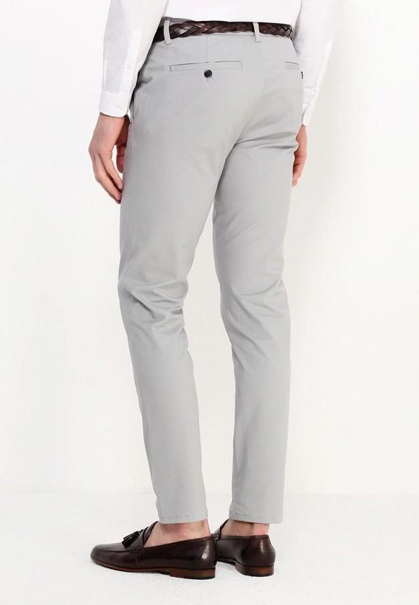 Мужские повседневные брюки Burton Menswear London 23C05HGRY: изображение 4