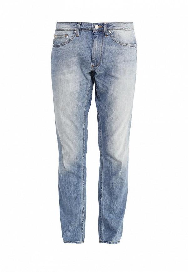 Зауженные джинсы Burton Menswear London 12A11IBLU