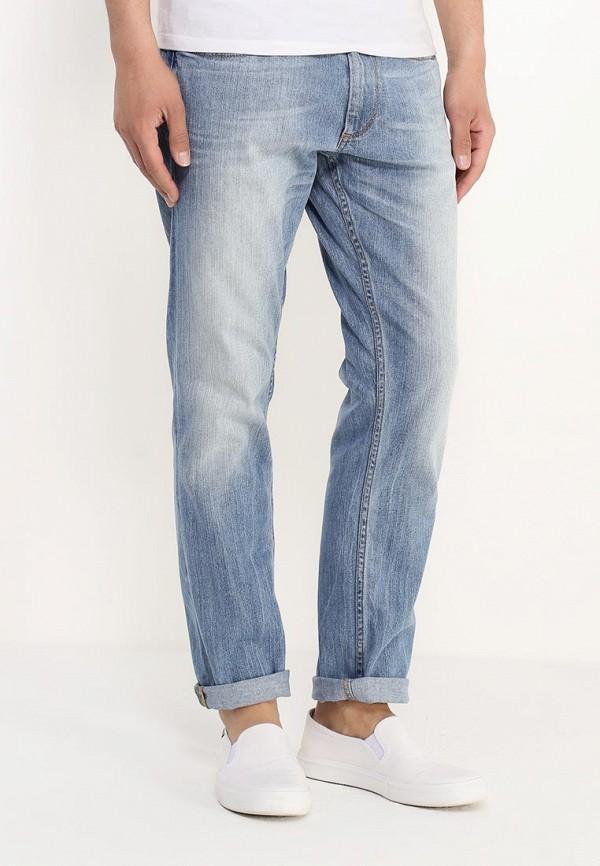 Зауженные джинсы Burton Menswear London 12A11IBLU: изображение 3