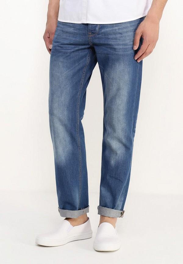 Мужские прямые джинсы Burton Menswear London 12T09IBLU: изображение 3