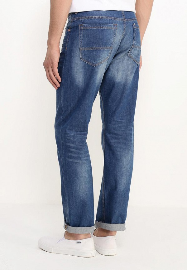 Мужские прямые джинсы Burton Menswear London 12T09IBLU: изображение 4