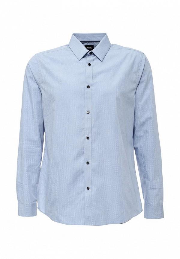 Рубашка с длинным рукавом Burton Menswear London 22D05IBLU: изображение 1