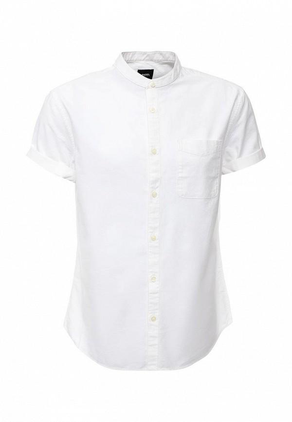 Рубашка с коротким рукавом Burton Menswear London 22O11IWHT: изображение 1