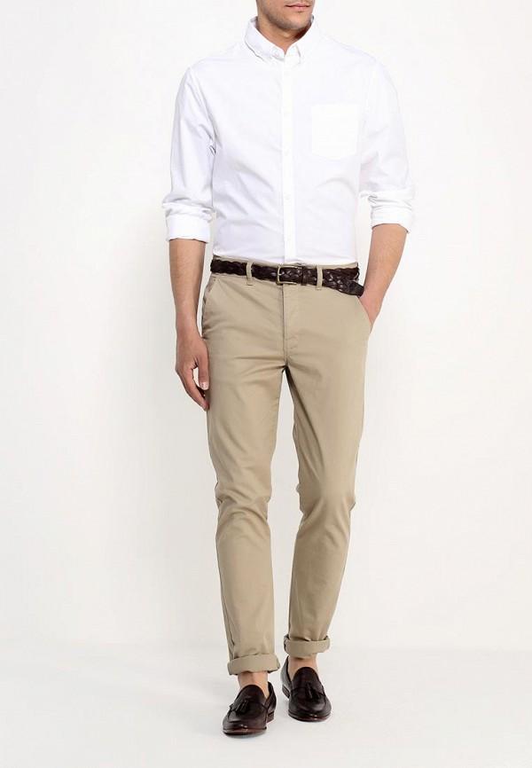 Рубашка с длинным рукавом Burton Menswear London 22P01IWHT: изображение 2