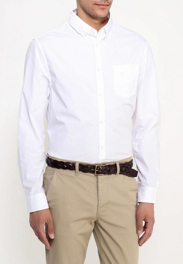 Рубашка с длинным рукавом Burton Menswear London 22P01IWHT: изображение 3