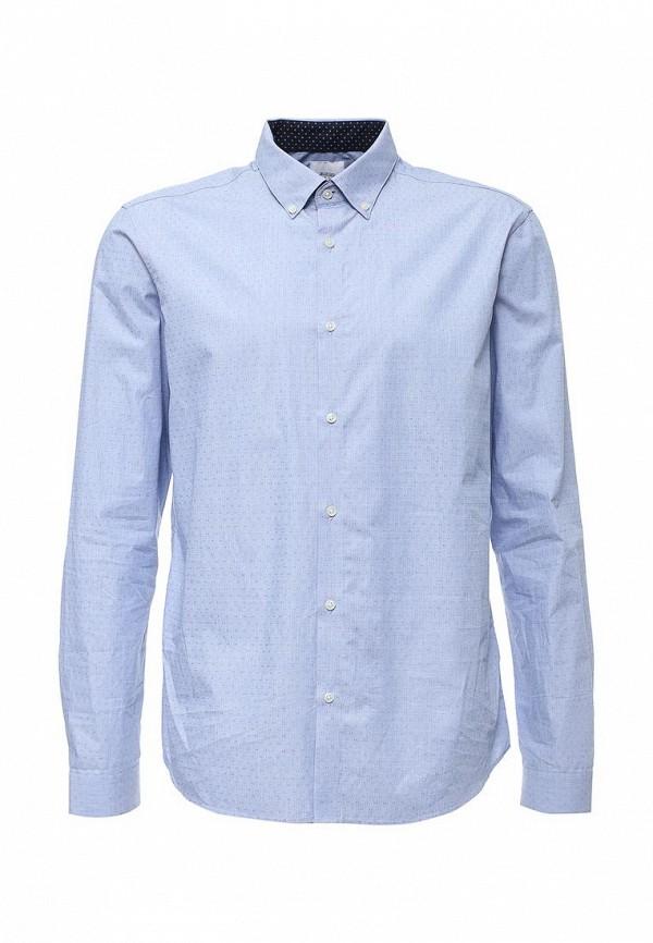 Рубашка с длинным рукавом Burton Menswear London 22S01IBLU