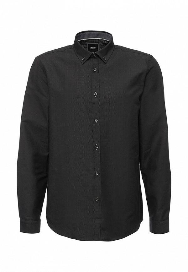 Рубашка с длинным рукавом Burton Menswear London 22D01IBLK: изображение 1