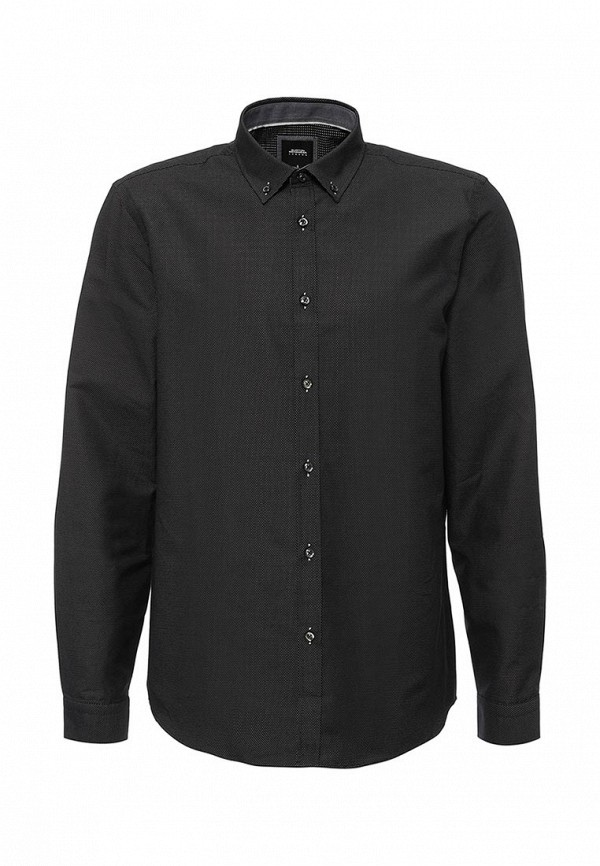 Рубашка с длинным рукавом Burton Menswear London 22D01IBLK: изображение 2