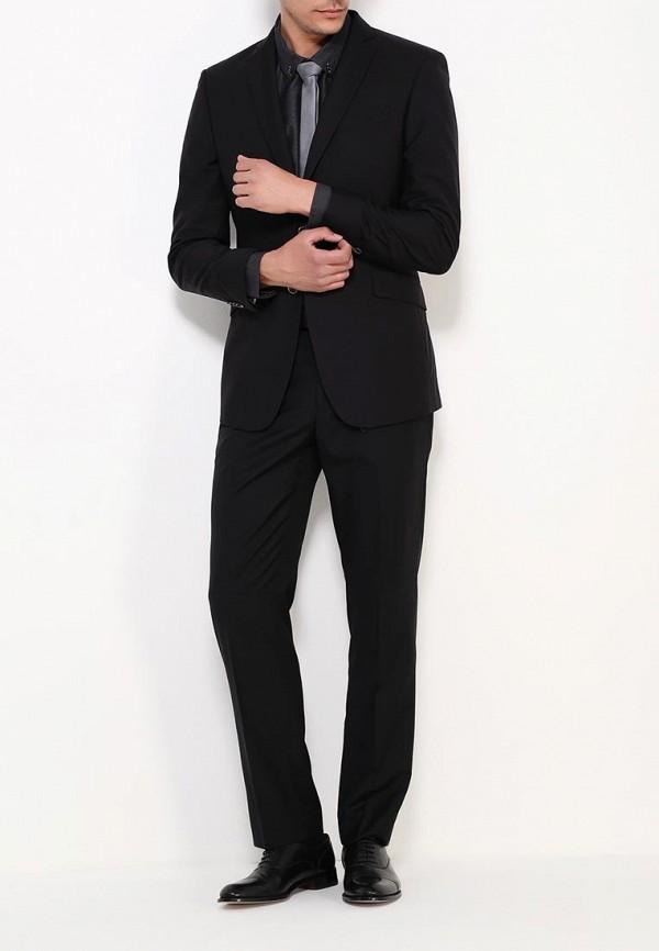 Рубашка с длинным рукавом Burton Menswear London 22D01IBLK: изображение 3