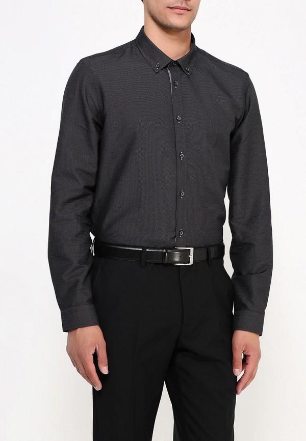 Рубашка с длинным рукавом Burton Menswear London 22D01IBLK: изображение 4