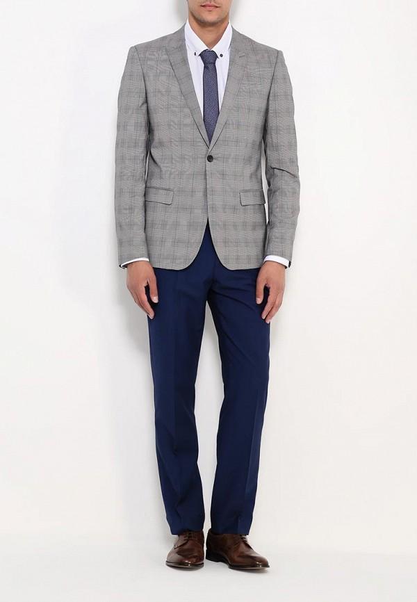 Рубашка с длинным рукавом Burton Menswear London 22D02IWHT: изображение 3