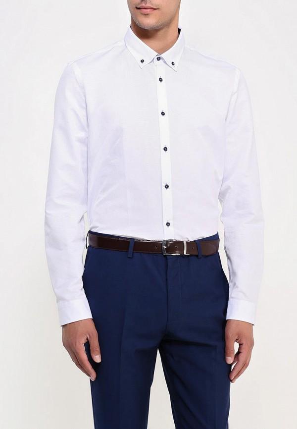 Рубашка с длинным рукавом Burton Menswear London 22D02IWHT: изображение 4