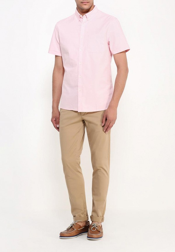 Рубашка с коротким рукавом Burton Menswear London 22O08IPNK: изображение 3