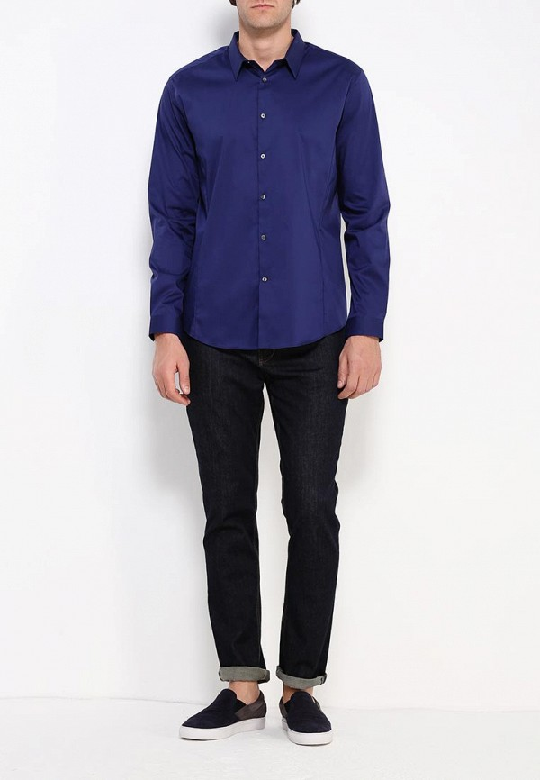 Рубашка с длинным рукавом Burton Menswear London 22S02INVY: изображение 2