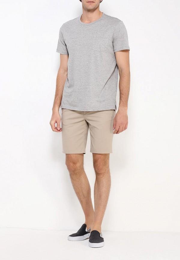 Мужские повседневные шорты Burton Menswear London 88C05INAT: изображение 2