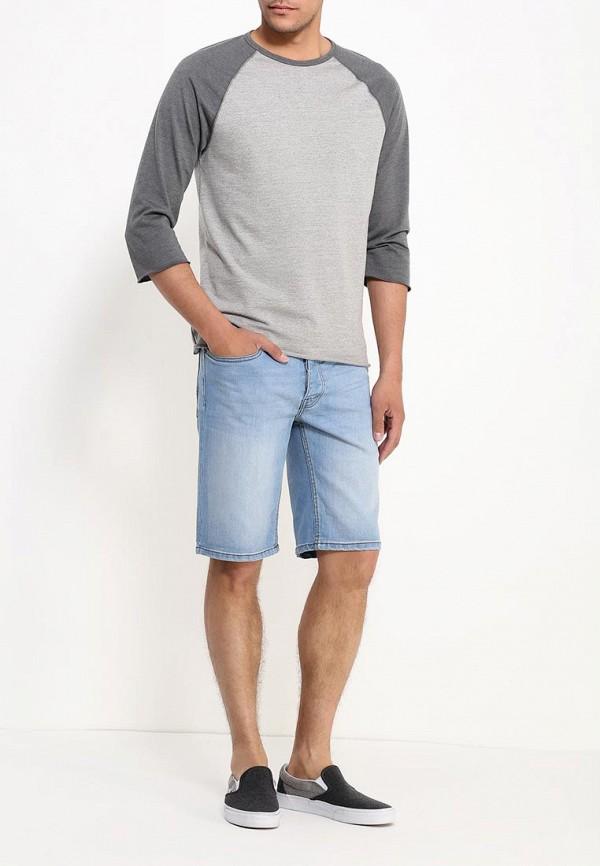 Мужские джинсовые шорты Burton Menswear London 88D16IBLU: изображение 2