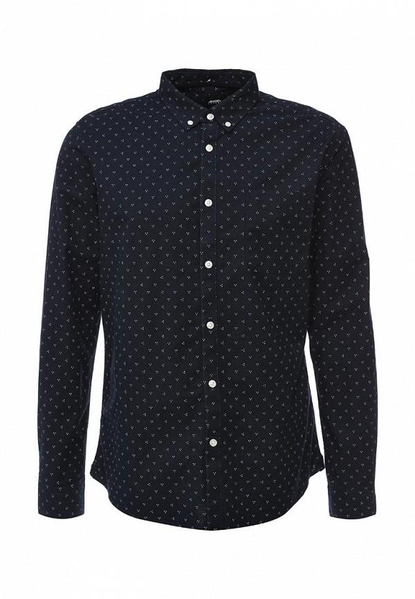 Рубашка с длинным рукавом Burton Menswear London 22O01INVY: изображение 1