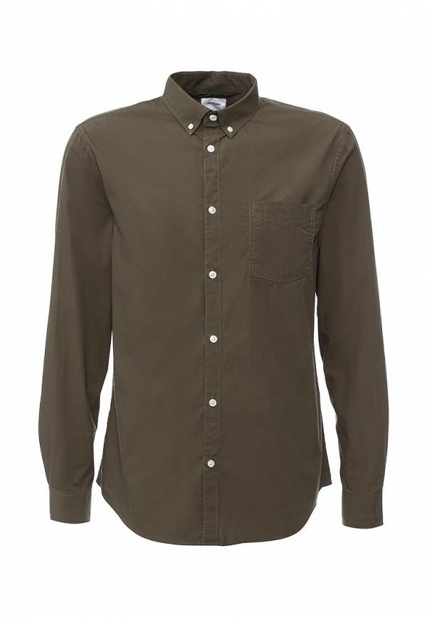 Рубашка с длинным рукавом Burton Menswear London 22P01JGRN: изображение 1