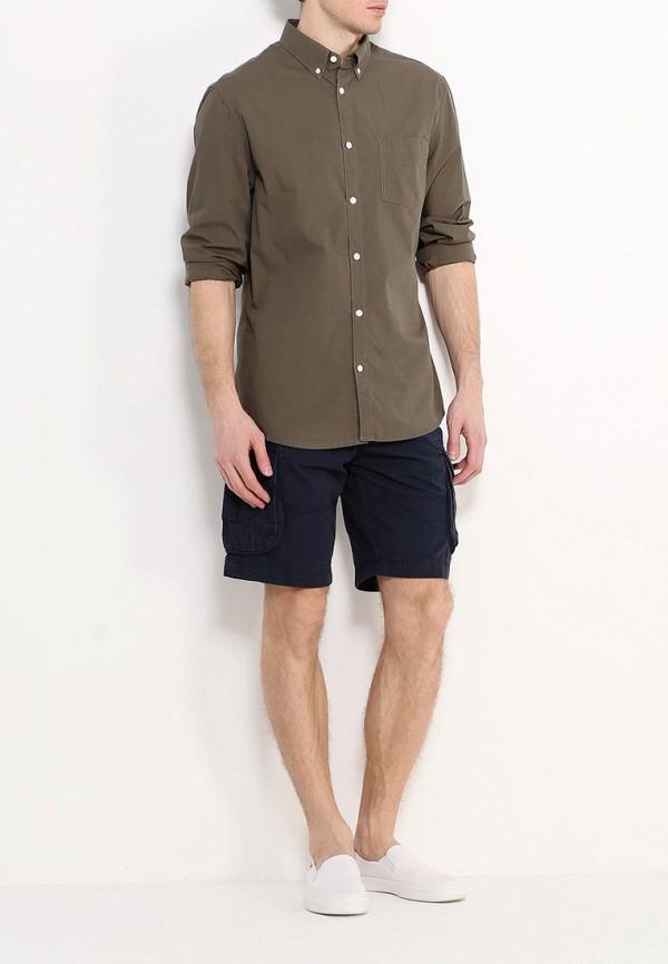 Рубашка с длинным рукавом Burton Menswear London 22P01JGRN: изображение 3