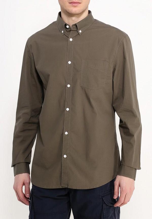 Рубашка с длинным рукавом Burton Menswear London 22P01JGRN: изображение 4
