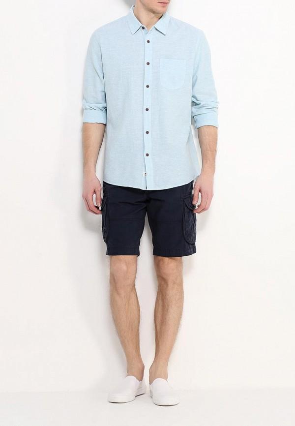 Рубашка с длинным рукавом Burton Menswear London 22P02IGRN: изображение 3