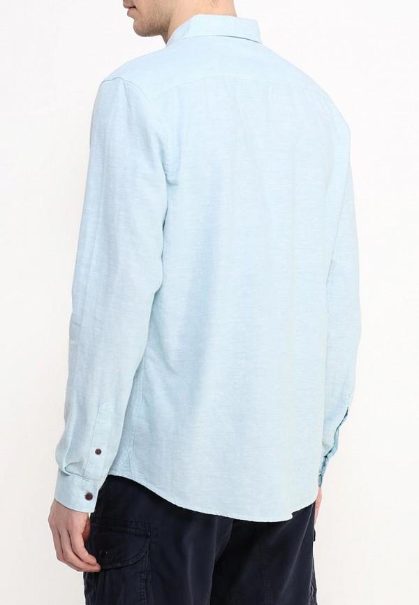 Рубашка с длинным рукавом Burton Menswear London 22P02IGRN: изображение 5