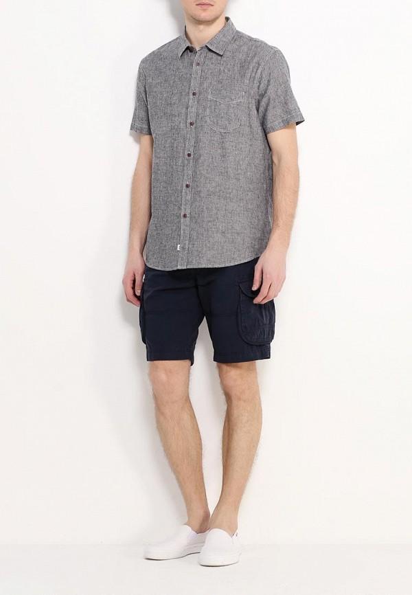 Рубашка с коротким рукавом Burton Menswear London 22P04IGRY: изображение 3