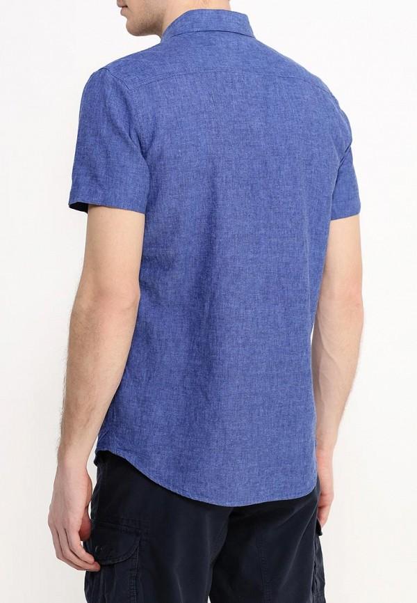 Рубашка с коротким рукавом Burton Menswear London 22P05IBLU: изображение 5