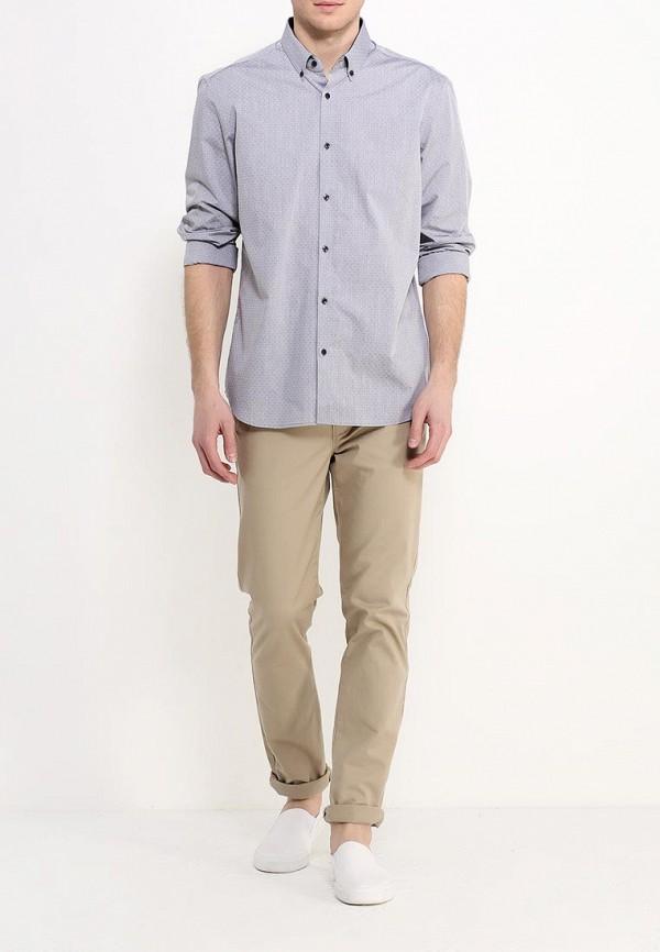 Рубашка с длинным рукавом Burton Menswear London 22S02IGRY: изображение 3