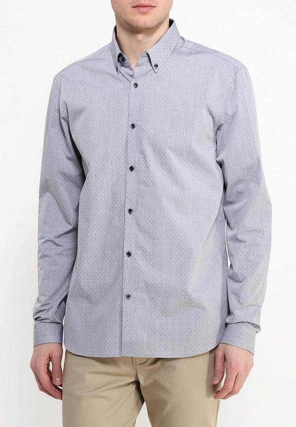Рубашка с длинным рукавом Burton Menswear London 22S02IGRY: изображение 4