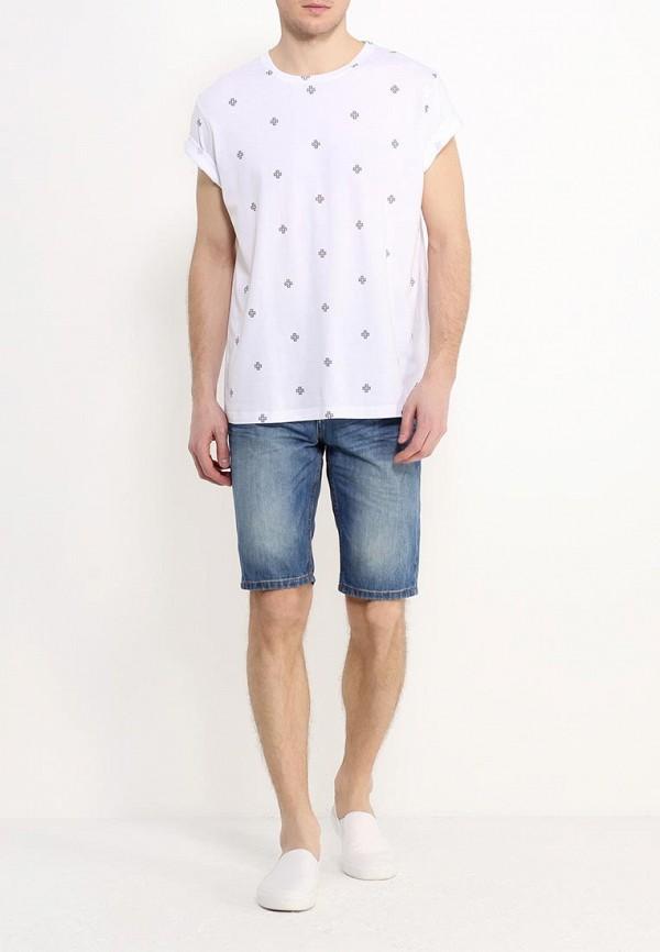 Мужские джинсовые шорты Burton Menswear London 88D06IBLU: изображение 2