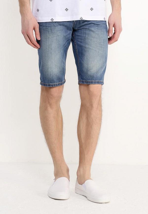 Мужские джинсовые шорты Burton Menswear London 88D06IBLU: изображение 3
