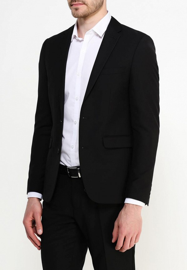 Пиджак Burton Menswear London 02S01IBLK: изображение 3