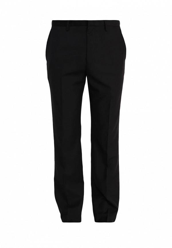 Мужские классические брюки Burton Menswear London 02S02HBLK: изображение 1