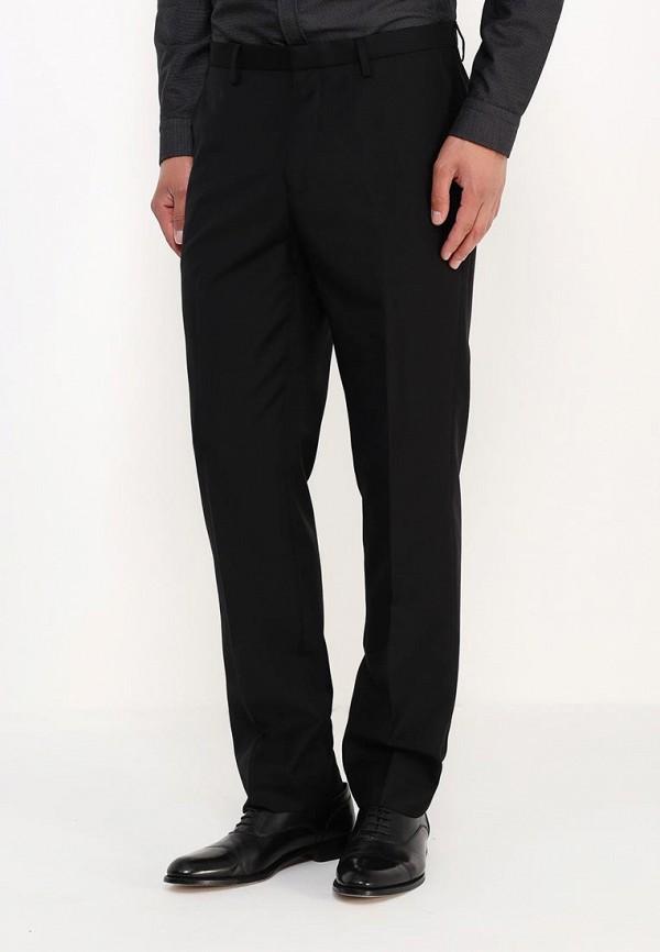 Мужские классические брюки Burton Menswear London 02S02HBLK: изображение 3