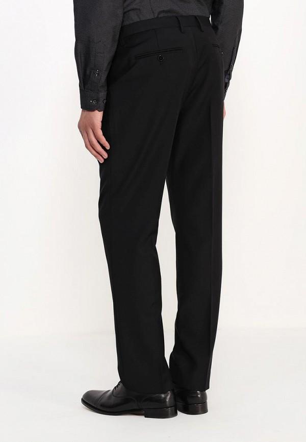 Мужские классические брюки Burton Menswear London 02S02HBLK: изображение 4